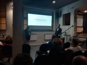 """Konferencja dotycząca tzw. kredytów """"frankowych"""" Robert Choiński"""